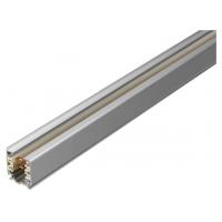Шинопровод трековый трехфазный XTS-4100-1 серый цвет 1м