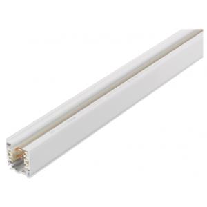 Шинопровод трековый трехфазный XTS-4100-3 белый цвет 1м