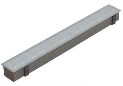 Накладной, подвесной, модульный светильник HL-LED