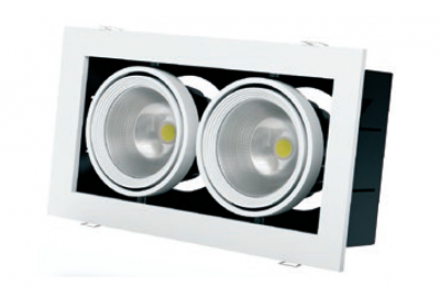 Встраиваемый светильник Grazioso 2 LED 30