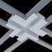 Гипсовый Соединительный элемент (перекрестие 90/90) SABER 50.2 SN 312 Stellanova